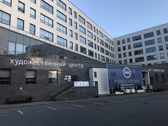 Новый шоу-рум ITALCOLLECTION в Хамовниках