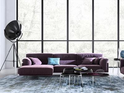 3 главных преимущества модульных диванов
