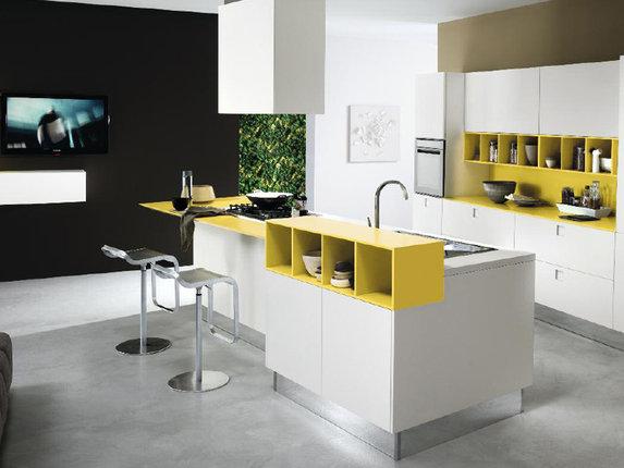 4 причины выбрать кухонный «остров»