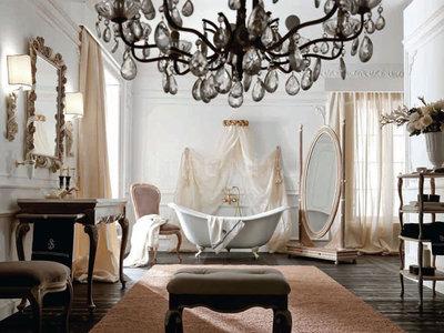 5 главных атрибутов классической ванной комнаты