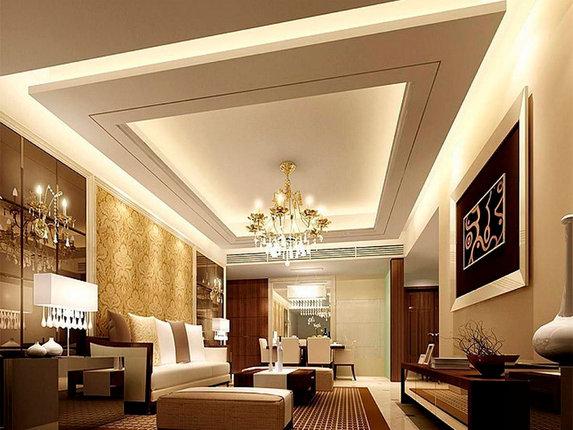 5 идей для дизайна потолка