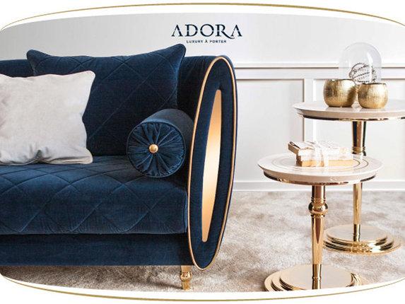 Фабрика ARREDO CLASSIC представила новый бренд ADORA