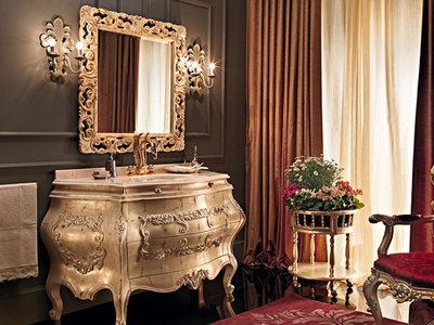 Консоль в ванной комнате: декор или практичный аксессуар?