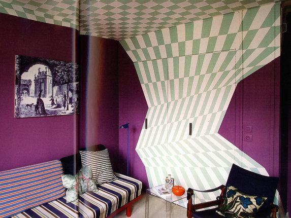 Креативные способы зрительного расширения пространства при помощи цвета