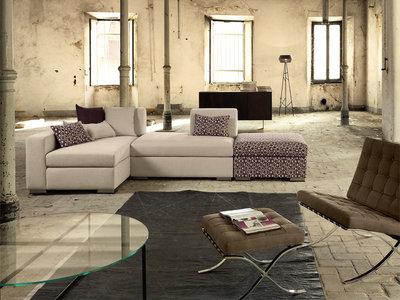 Мягкая мебель DOMINGO SALOTTI — совершенство в каждой детали