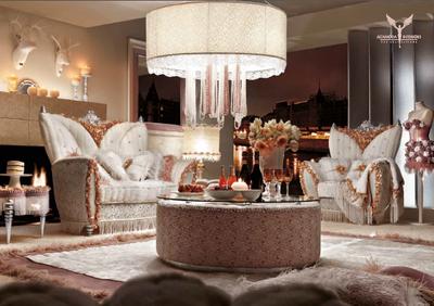 Дизайн гостиной в стиле арт-деко: роскошные интерьеры для вас
