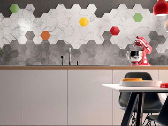 5 самых актуальных трендов в дизайне плитки