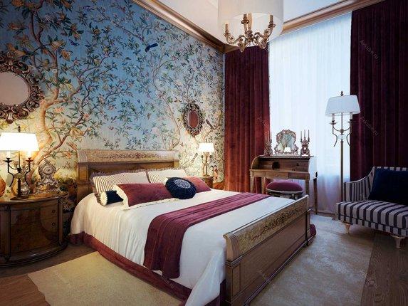 Спальня как отражение индивидуальности владельцев