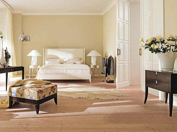 Как придать спальне летнее настроение