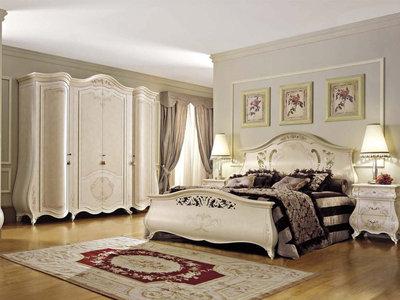 Стилистика спален Signorini Coco