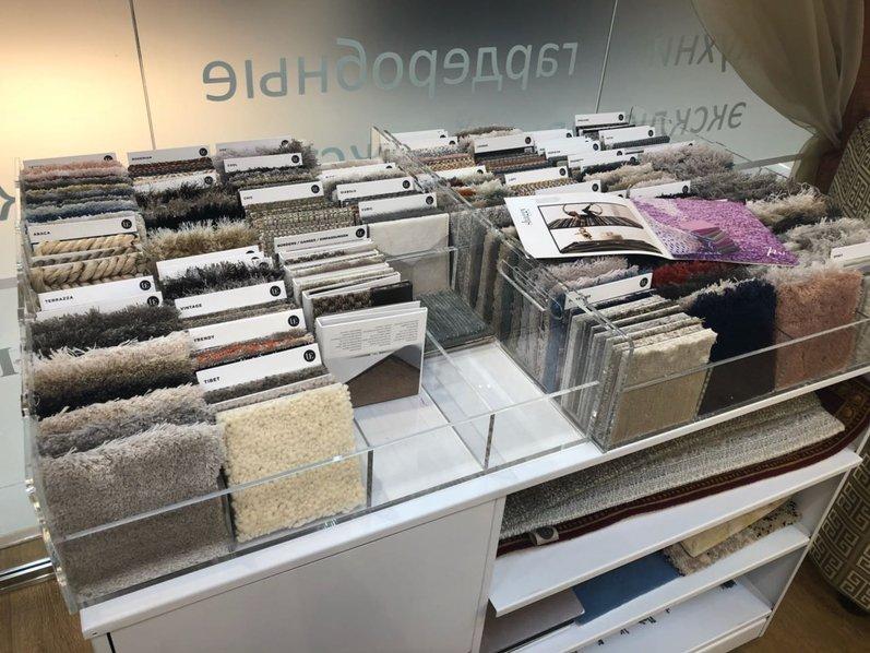 В шоу-руме: бельгийские современные ковры LIMITED EDITION