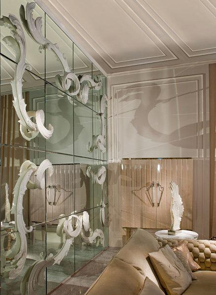 Итальянская гостиная фабрики CORNELIO CAPPELLINI Композиция 04 (вариант 2)