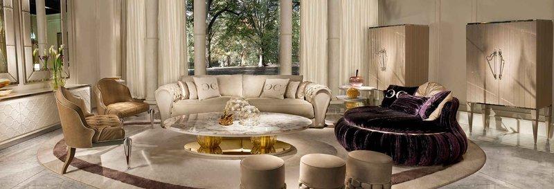 Итальянский диван MONTGOMERY.2200 фабрики CORNELIO CAPPELLINI