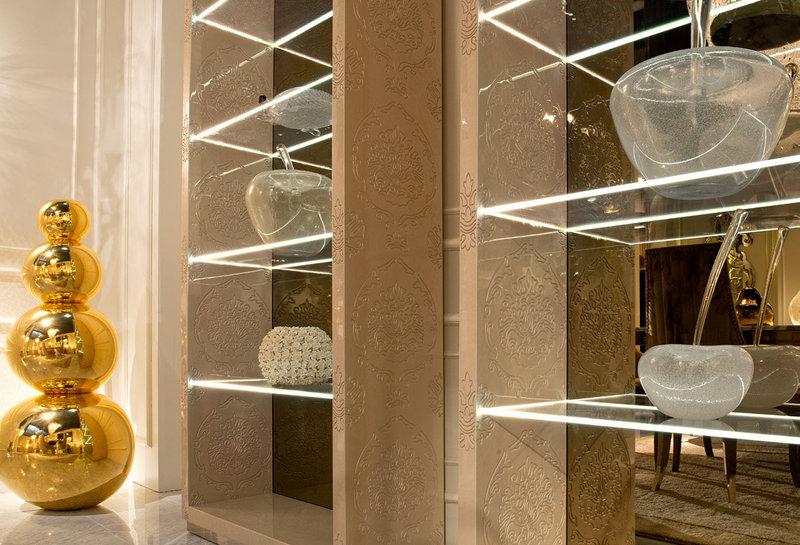 Итальянская витрина JOINT.14110 фабрики CORNELIO CAPPELLINI
