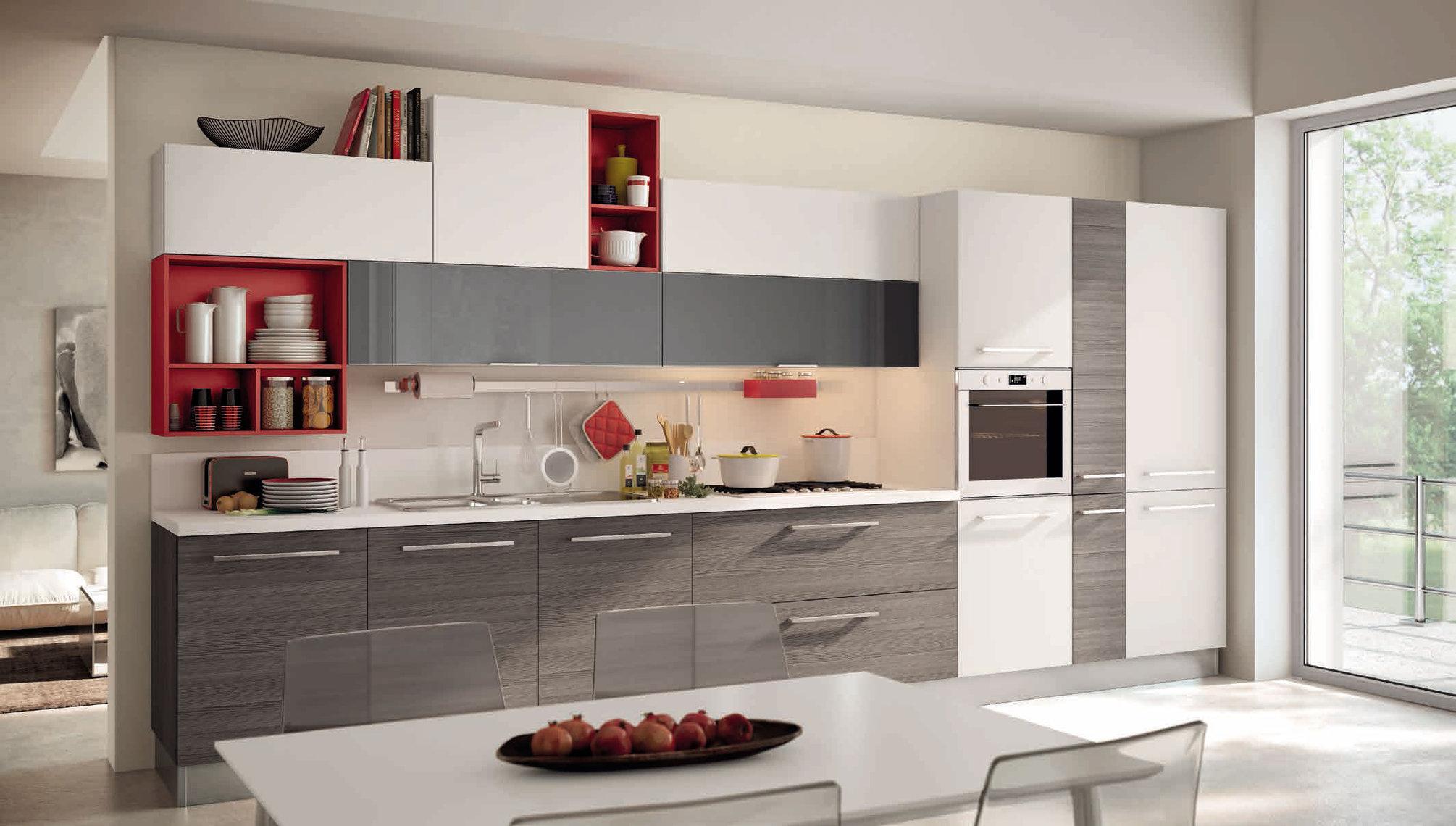 какие кухонные гарнитуры сейчас в моде фото чего хорошие