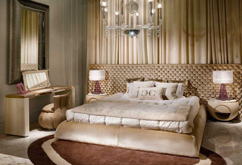 Итальянская кровать GARY.5200 фабрики CORNELIO CAPPELLINI