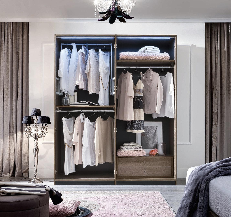 Модели шкафов для спальни фото