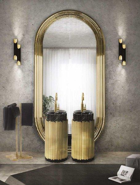 Мебель для ванной SYMPHONY фабрики MAISON VALENTINA