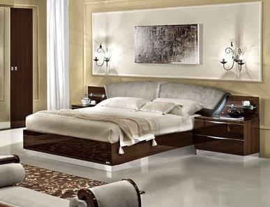 Итальянская спальня Onda Noce фабрики Camelgroup
