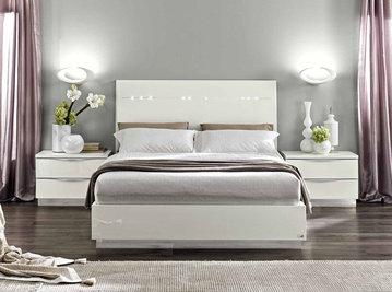 Итальянская спальня Onda White фабрики Camelgroup