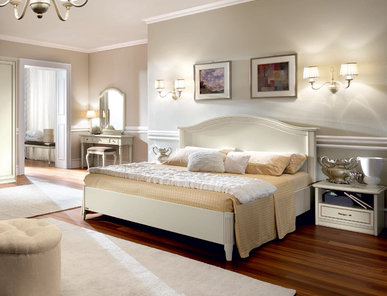 Итальянская спальня Nostalgia Ricordi Bianco Antico фабрики Camelgroup