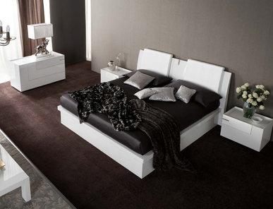 Итальянская Спальня Diamond Bianco фабрики Armobil