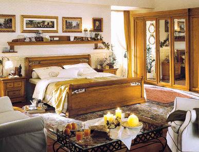 Итальянская спальня Chopin фабрики Dall'Agnese