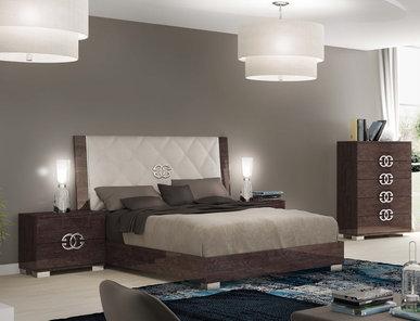 Итальянская Спальня Prestige фабрики Status