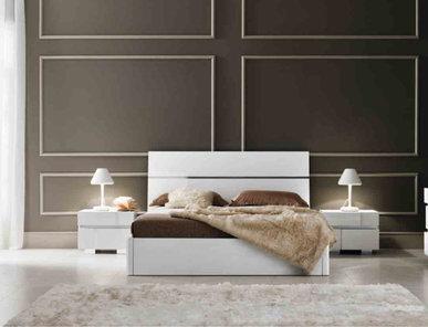 Итальянская Спальня Caprice White фабрики Status
