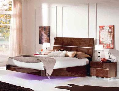 Итальянская Спальня Caprice Walnut фабрики Status