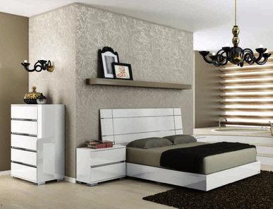 Итальянская Спальня Dream White фабрики Status