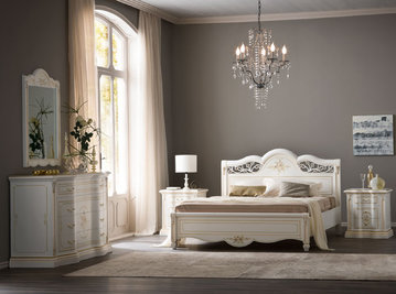 Итальянская Спальня Vivaldi avorio фабрики Serenissima