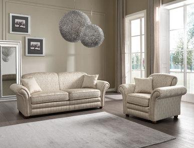 Итальянская мягкая мебель Susy фабрики Cis Salotti