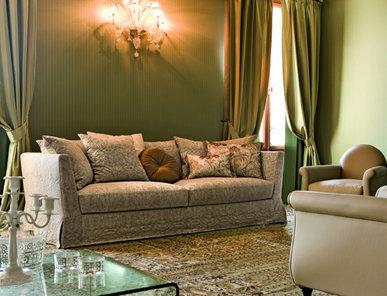 Итальянская мягкая мебель Boheme фабрики ALBERTA