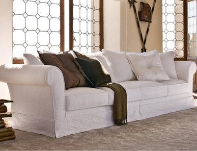 Итальянская мягкая мебель Dafne фабрики Alberta