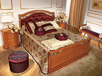 Итальянская спальня Siena Ciliegio фабрики Camelgroup