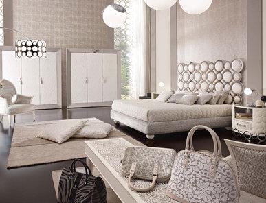 Итальянская спальня Jaguar White фабрики Altamoda