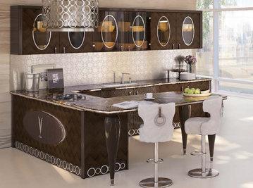 Итальянская кухня Jaguar фабрики Altamoda