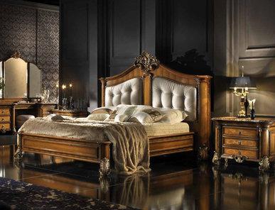 Итальянская спальня Magnifico Noce Фабрики Ebanart