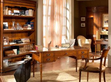 Итальянский кабинет Gruerien фабрики Ebanart
