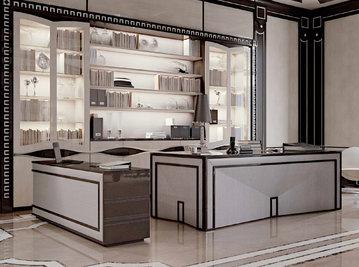 Итальянский кабинет Class фабрики Rampoldi Casa
