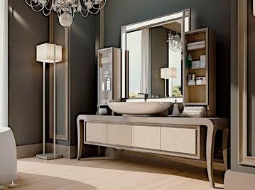 Итальянская ванная комната Class фабрики Rampoldi Casa