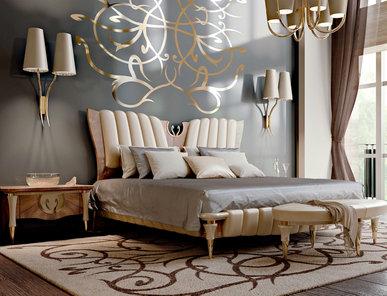 Итальянская спальня Divina фабрики Rampoldi Casa