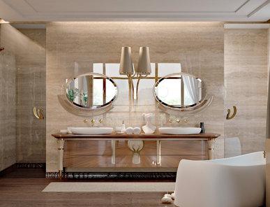Итальянская Ванная комната Divina фабрики Rampoldi Casa