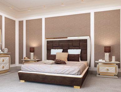 Итальянская спальня Lumiere фабрики Rampoldi Casa