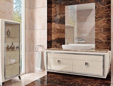 Итальянская Ванная комната Lumiere фабрики Rampoldi Casa