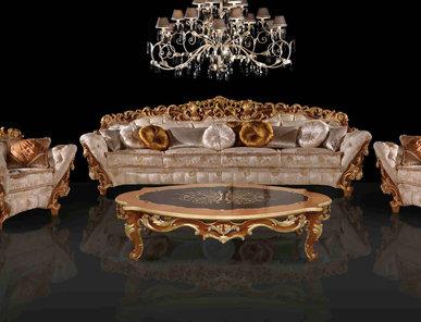 Итальянская гостиная Opera фабрики RAMPOLDI CREATIONS
