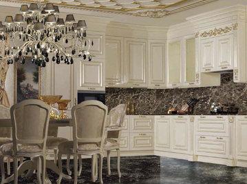 Итальянская кухня Palladio фабрики RAMPOLDI CREATIONS
