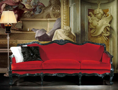 Итальянская мягкая мебель Gabriel Houte Style фабрики Epoque Egon Furstenberg
