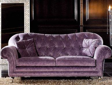 Итальянская мягкая мебель Kline Houte Style фабрики Epoque Egon Furstenberg